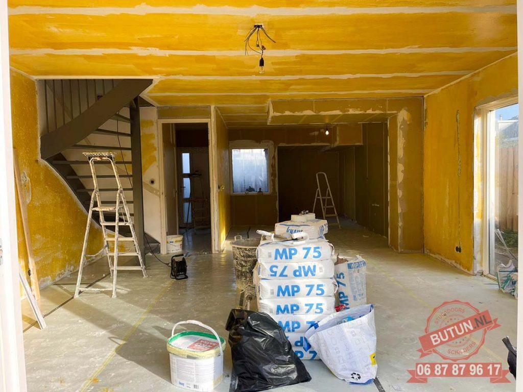 schilderen 3 1024x768 - Na het stuken van uw woning kunt u het ook laten schilderen